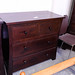 Solid wood chest of drawers E190