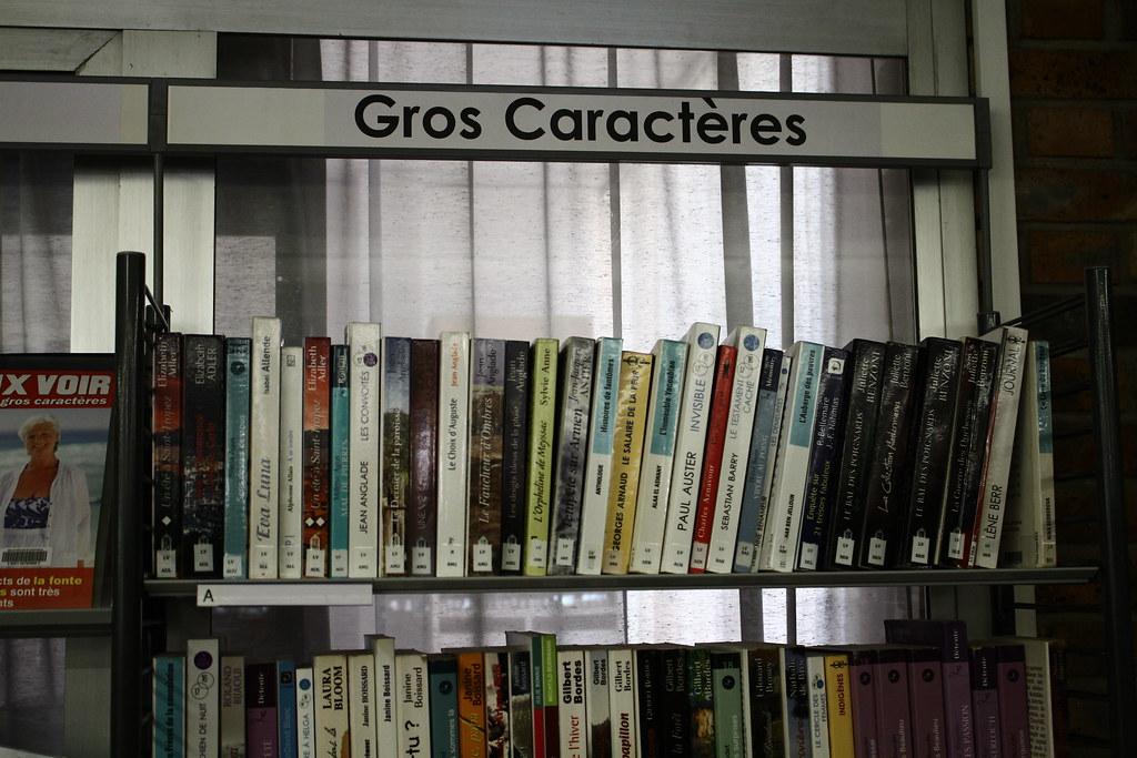 Bibliothèque Robert Desnos Montreuil