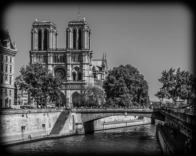 Notre Dame & Petit Pont