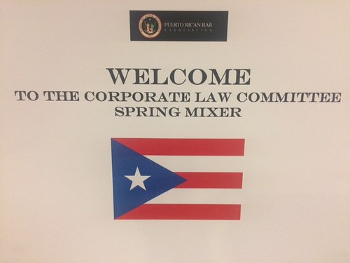 Corporate Law Committee Spring Mixer- 5/11/2017
