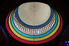 Debre Libanos (Ethiopia) - Cupola in Monastery