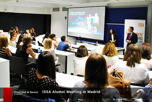 ISSA Alumni Meeting in Madrid