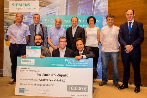 Premio IES Zapatón