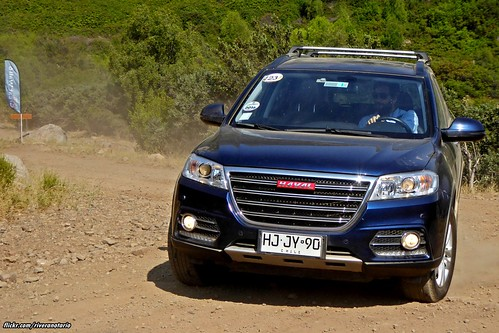 Haval H6 - Evento 10 años Great Wall en Chile