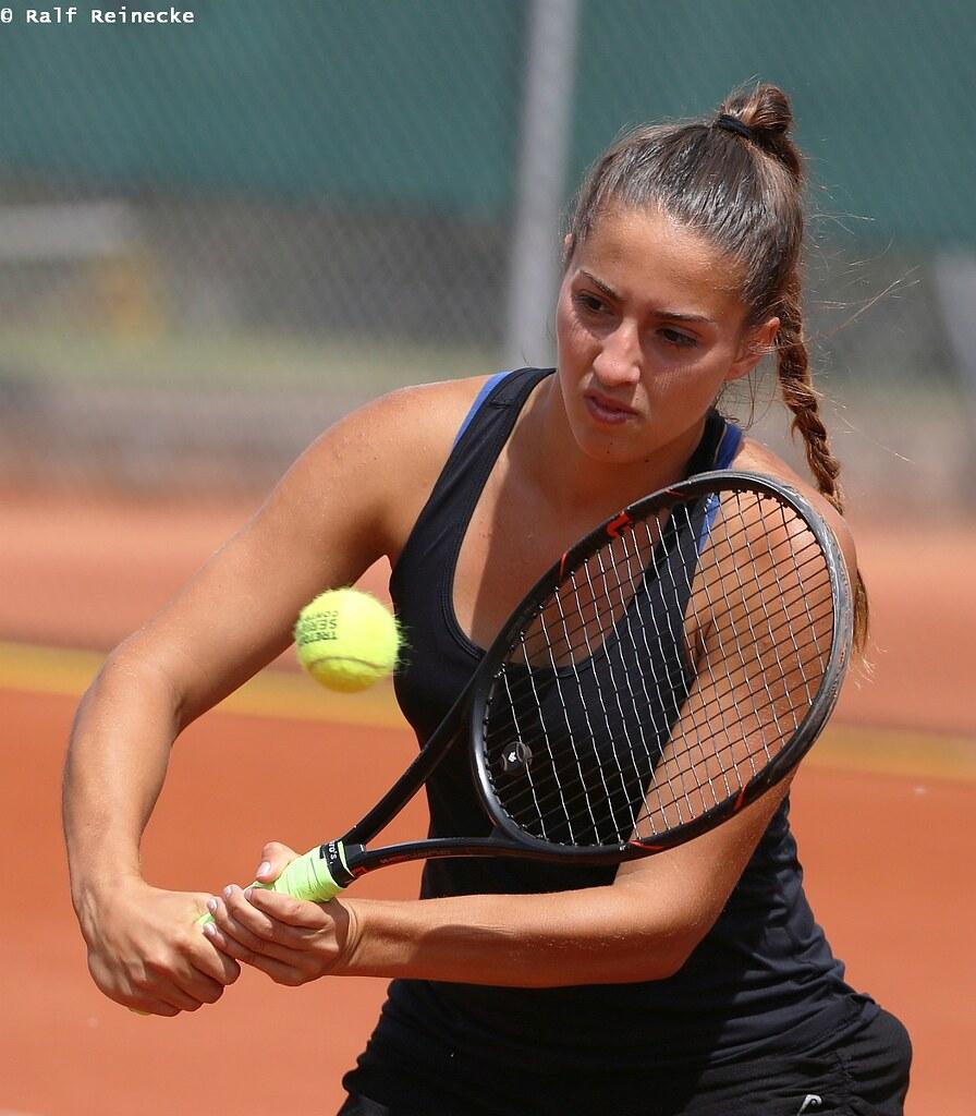 Arina Gabriela Vasilescu - Internationale Württembergische Damen-Tennis-Meisterschaten June 2017 02