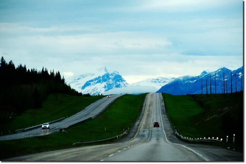加拿大一號公路山景 6
