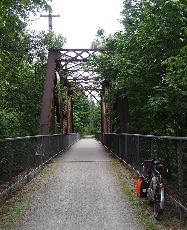 Cedar River Trail Bridge