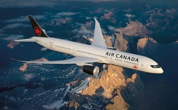 Air Canada es la Mejor Aerolínea de América del Norte según Skytrax