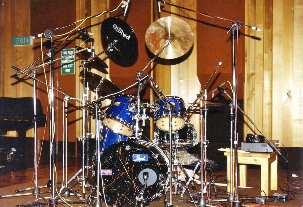 Studios 301 Studio A