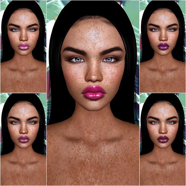 Sintiklia Miracle lipgloss pinks(CATWA)