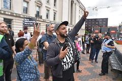 24/06/17 Birmingham Unites Against Nazi Britain First