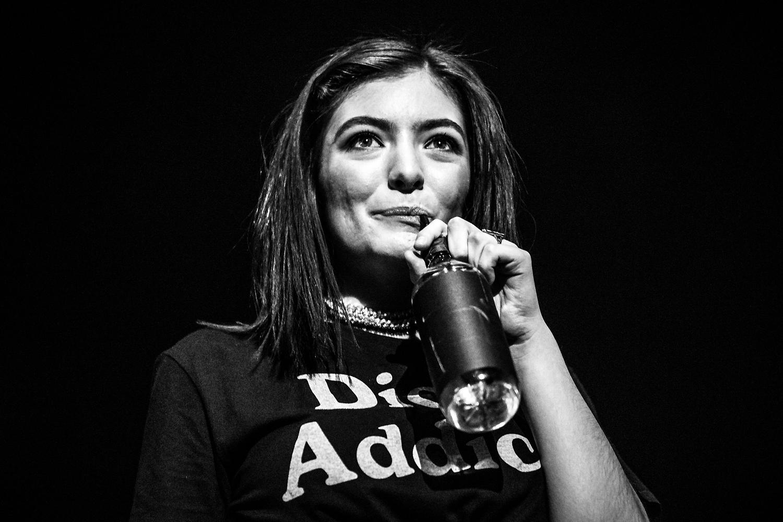 Lorde @ Rock Werchter 2017 (Jan Van den Bulck)