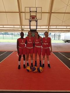 U18 femminile finalista nazionale 3VS3