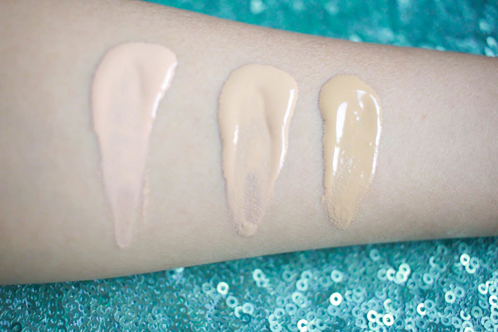 Maybelline Fit Me Foundation Matte + Poreless 4