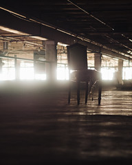 Warehouse Chair Glam