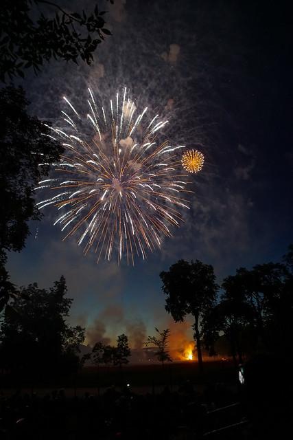 Canada 150 Firework