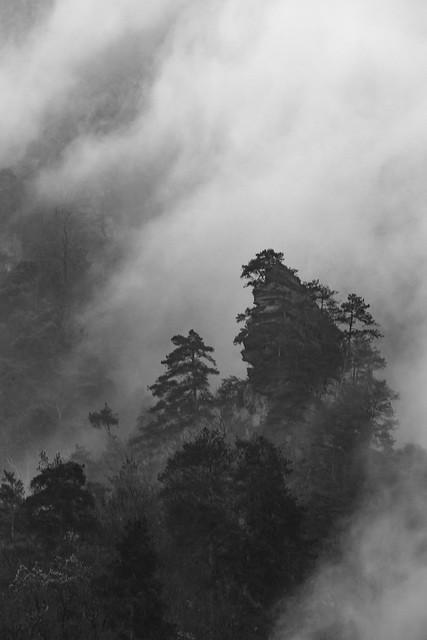 P6-流云瀑布