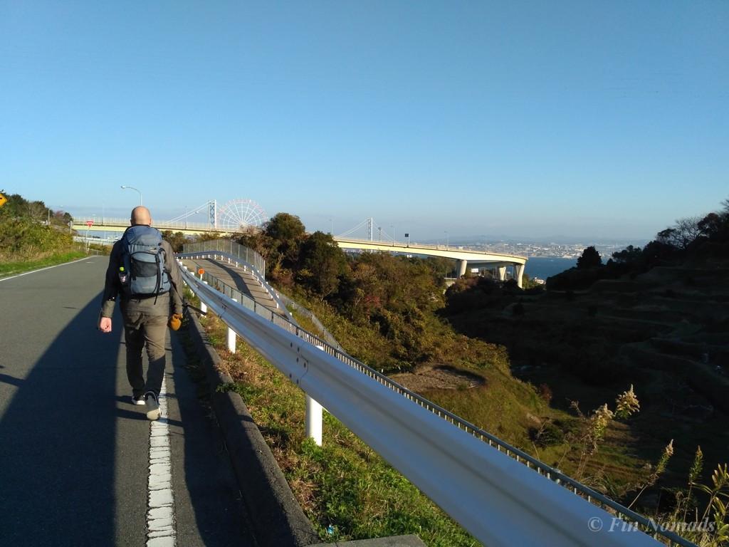 hitchhiking shikoku