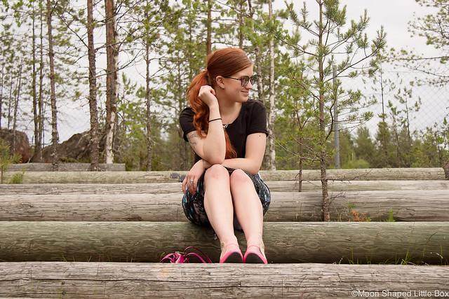 Hiusten Kasvivärjäys Kokemuksia Kasvivärjääminen Kotona Ohjeet Vinkit blogi ekologinen värjääminen hiusväri kasviväri henna väri punaiset hiukset luonnolliset