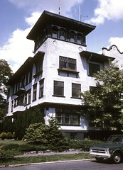 Apartment building on Capitol Hill, circa 1970s