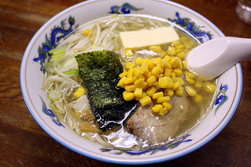 Butter Miso Ramen