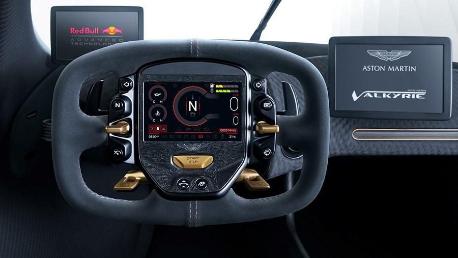 Aston Martin Valkyrie 12954