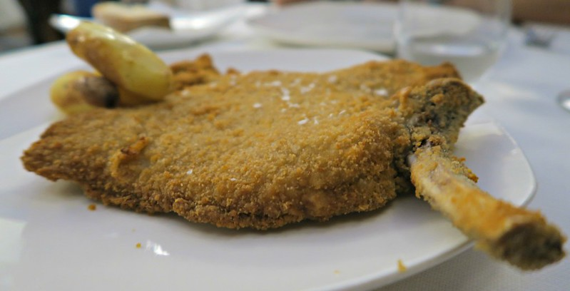 onde comer dois clássicos milaneses - Milano