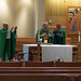 Bishop-elect Andrew Bellisario Celebrating Mass at St. Paul the Apostle Parish