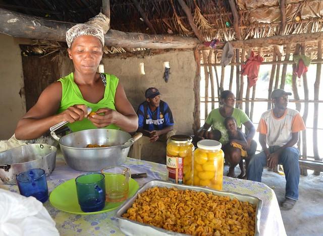 Movimento quilombola lança carta pedindo aprovação de Decreto Federal que regulamenta terras quilombolas  - Créditos: Valter Campanato / Agência Brasil