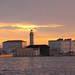 Faro al tramonto by Sophai900