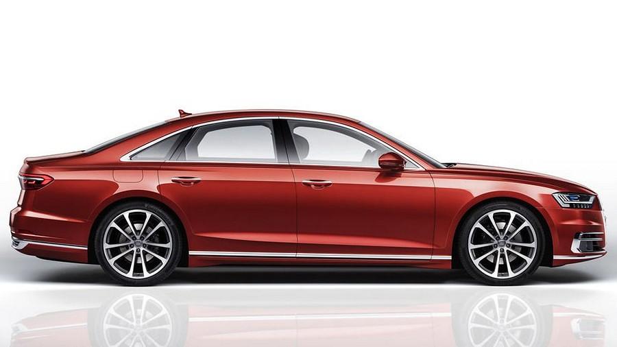 Audi A8 2017 5954