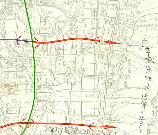 阪神高速道路東大阪線(延伸)