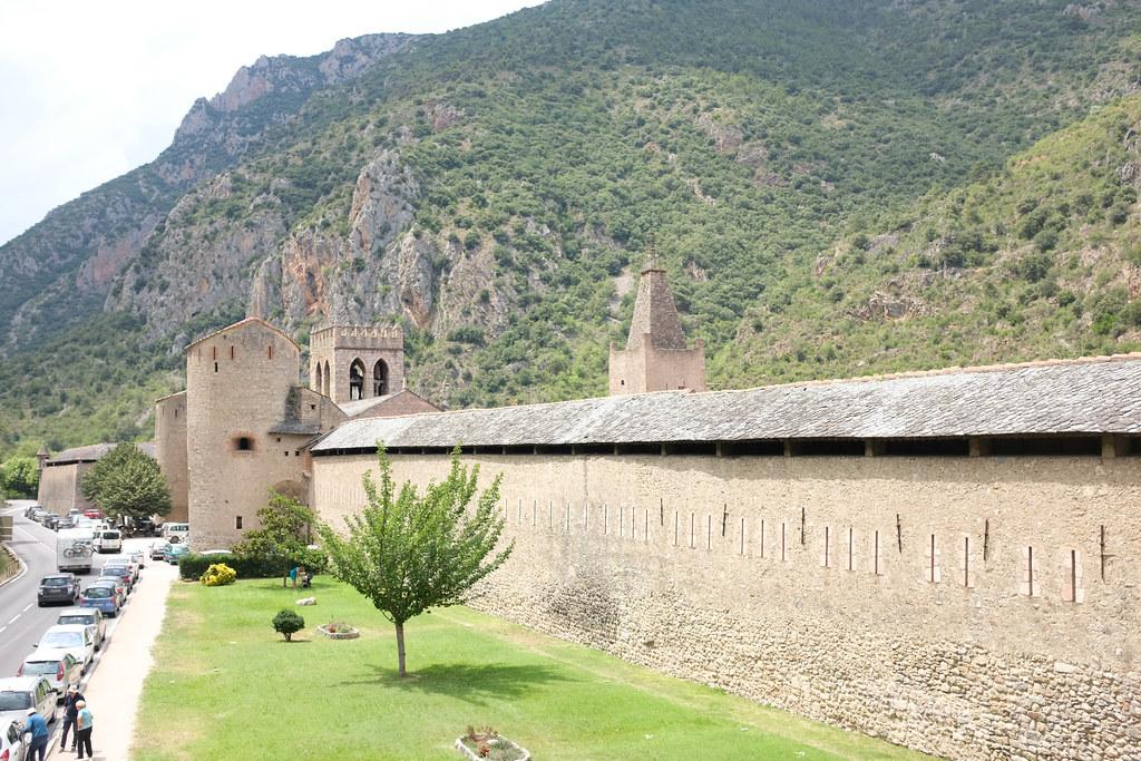 kaupungin muurit