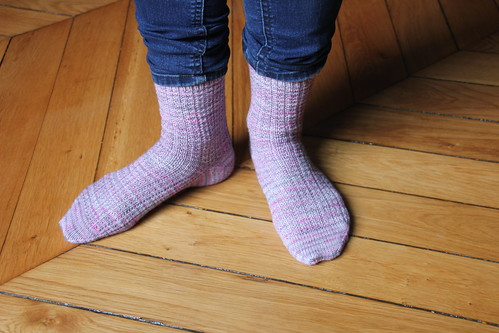 Petty Harbour Socks