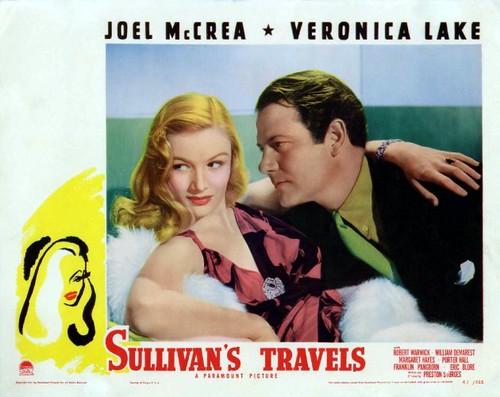 Sullivan's Travels - lobbycard 2