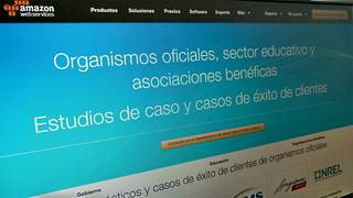 Bases de datos públicas en Amazon
