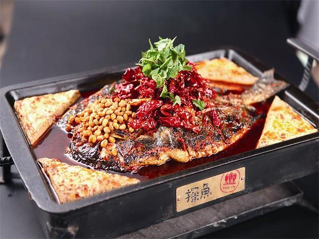 重庆豆花烤鱼