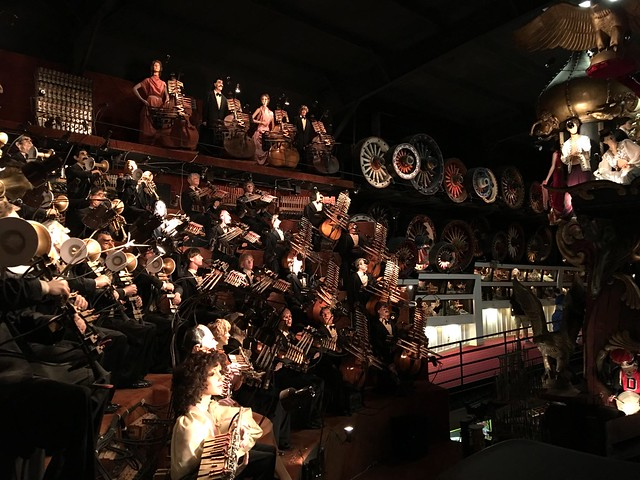 Robotic band. House on the Rock in Wisconsin