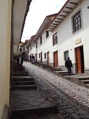 Ruela em Cuzco
