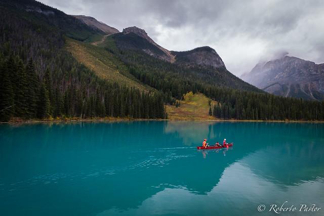 Emerald Lake - Canadá