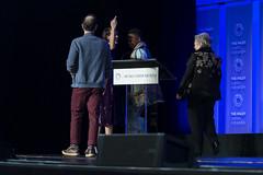 Denis O'Hare, Cuba Gooding, Jr., Sarah Paulson and Kathy Bates