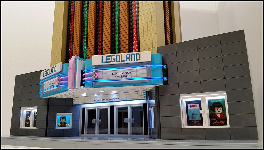 Legoland Movie Theater