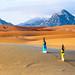 Đồi cát Ninh thuận 1998 by vietdung