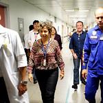 qua, 14/06/2017 - 07:19 - Visita técnica ao Hospital Risoleta Tolentino Neves, com a finalidade de verificar as instalações físicas e condições sanitárias do local.Foto: Rafa Aguiar