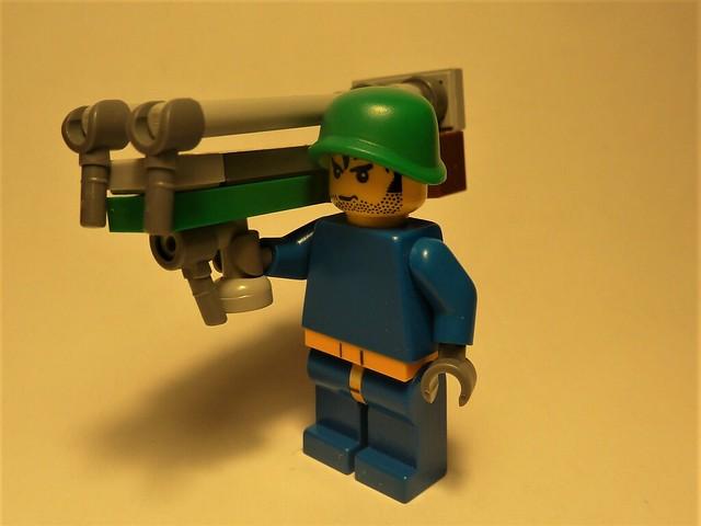 Lego Fatman