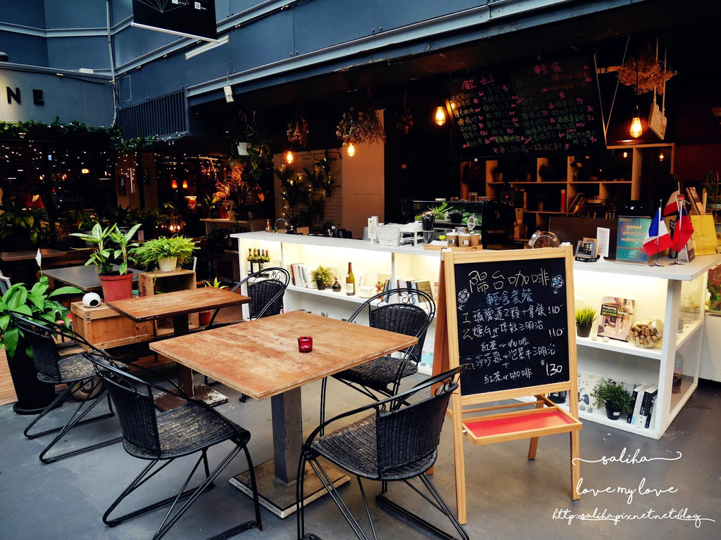 台北公館站不限時餐廳推薦瑪德蓮書店咖啡cafe madeleine (15)