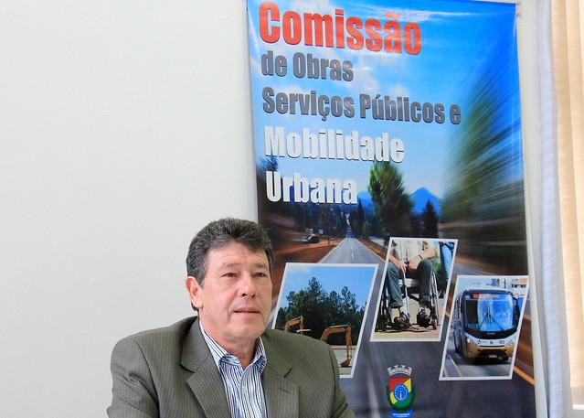 Comissão de Obras, Serviços Públicos e Mobilidade Urbana (Coosp)