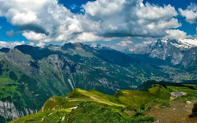 Gambar Pemandangan Gunung 0966, Canon POWERSHOT S5 IS