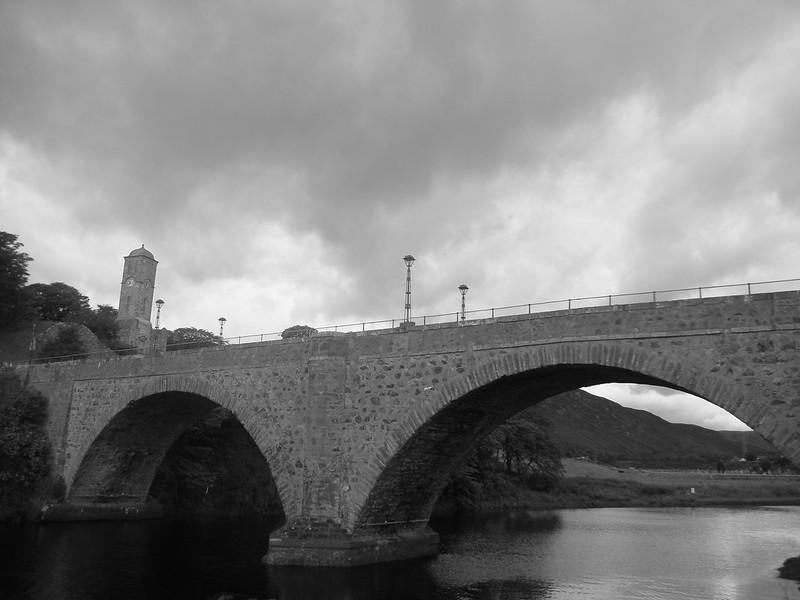 Old bridge, Helmsdale