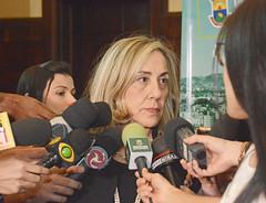Operação Urbana: Maria Caldas e do Comandante da Guarda Rodrigo Prates falam sobre o início da retirada dos camelôs do Centro de Belo Horizonte.